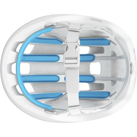 POC Ventral Spin Kask rowerowy, hydrogen white matt
